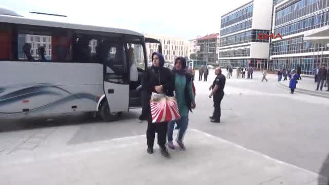 Kayseri'de Fetö Şüphelisi 8 Esnaf ve Işadamı Adliyede