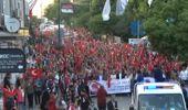 19 Mayıs Maltepe'de 'Meşaleli Yürüyüş' ile Kutlandı