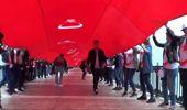 Samsun'da 19 Mayıs Kutlamalarına Yağmur Ertelemesi