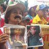 Maduro, Destekçilerine Hitap Etti: