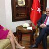 Başbakan Yıldırım ABD'nin BM Daimi Temsilcisi Haley'i Kabul Etti (2)