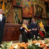 Ekvator'da Lenin Moreno Başkanlık Görevi Devraldı