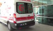 Kahramanmaraş'ta Iş Kazası: 1 Yaralı