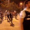 Beşiktaşlılar Şampiyonluğu Çevik Kuvvetle Kutladı