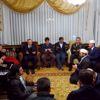 Cumhurbaşkanı Erdoğan'dan, Şehit Tümgeneral Aydın'ın Ailesine Taziye Ziyareti