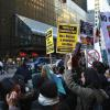 Trump, New York'ta Protesto Edildi