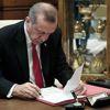Cumhurbaşkanı Erdoğan Katar'la İmzalanan Anlaşmaları Onayladı