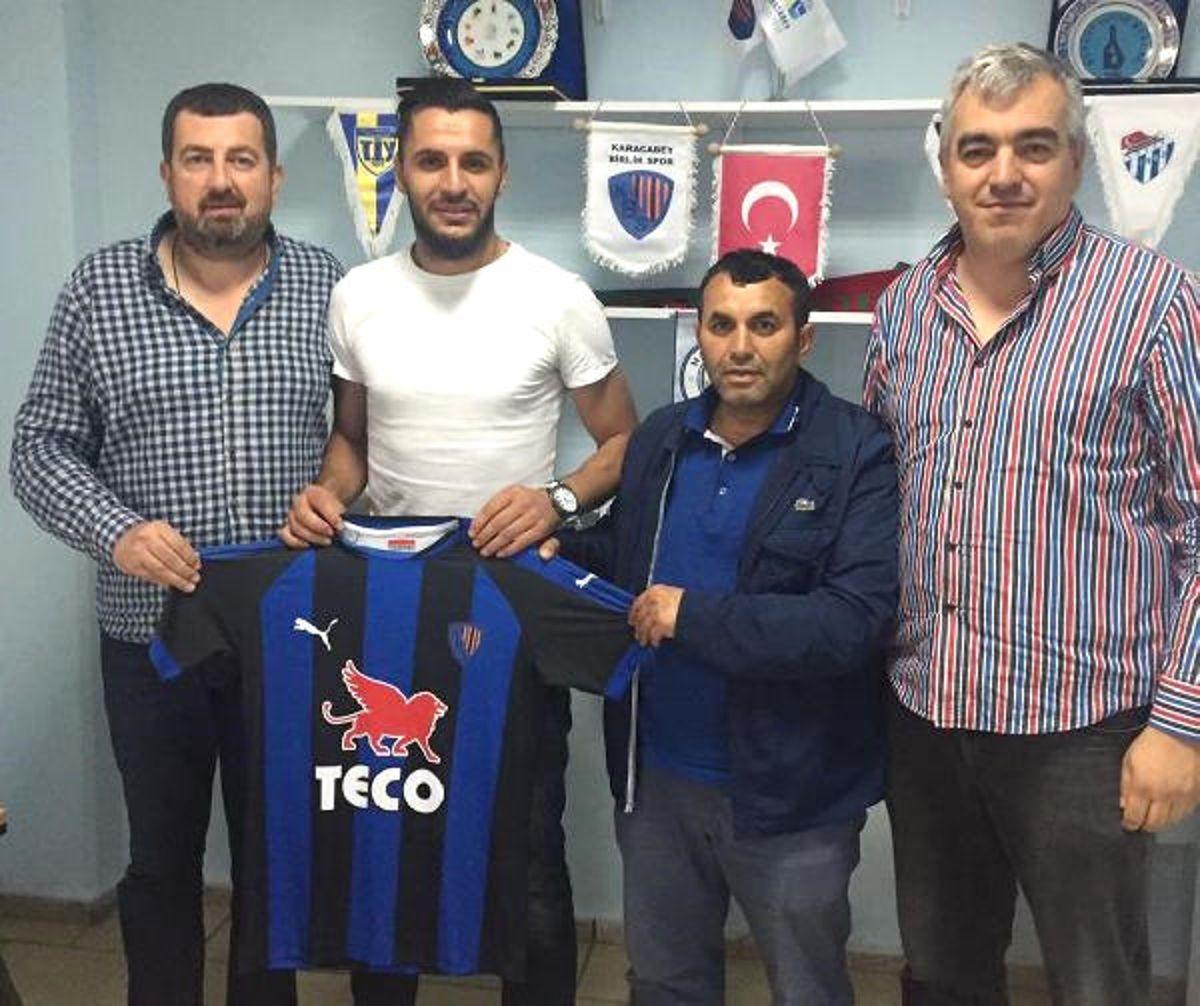 Karacabey Birlikspor'da Transfer