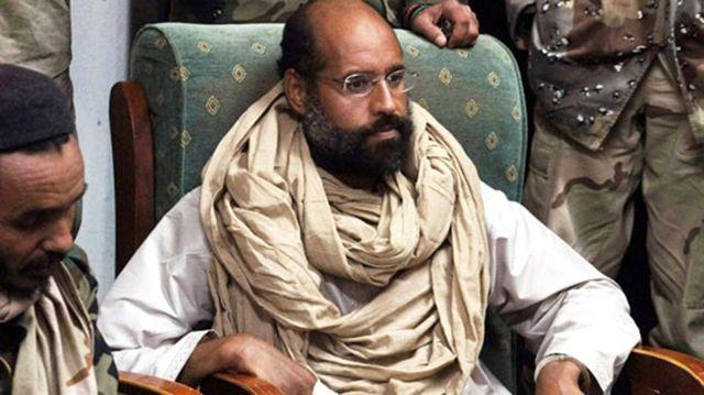 Kaddafi'nin oğlu Seyfülislam serbest bırakıldı