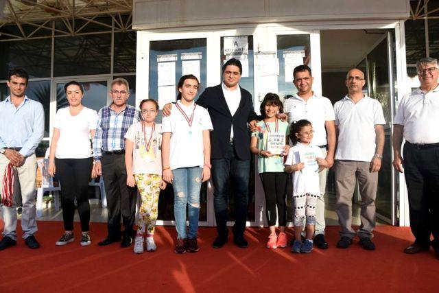 Aliağa'da Satranç Turnuvası Sona Erdi