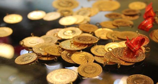 Altının Gram Fiyatı Güne Yatay Başladı