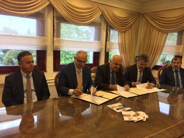 Ktü ile Çasgem Arasında İşbirliği Protokolü İmzalandı