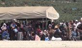 Bayramlaşmak İçin 65 Bin Kişi Cilvegözü Sınır Kapısından Suriye'ye Geçti
