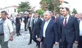 Bakan Arslan, Kapaklı'da Iftara Katıldı