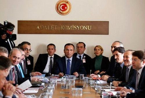 İş Mahkemeleri Kanunu Tasarısı Komisyonda