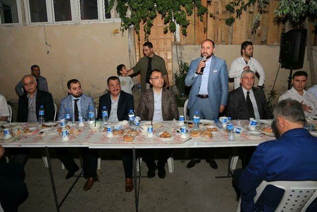 Mtbb Genel Başkanı Karayel Malatya'da İftar Programına Katıldı