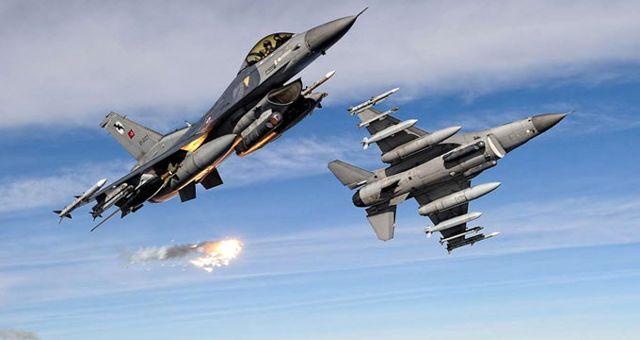 TSK'dan Kuzey Irak'a Operasyon: 2 Terörist Öldürüldü