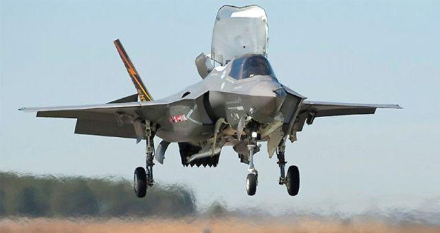 Türkiye ve 10 Ülkeden 37 Milyar Dolarlık Dev F-35 Anlaşması