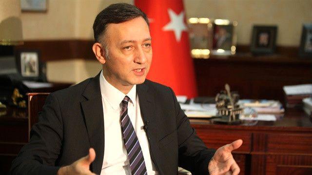 Türkiye'nin Tiflis Büyükelçiliği İftar Programı Düzenledi
