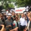 CHP'nin 'Adalet Yürüyüşü'nde 7'nci Gün (2)