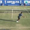 Tenis: ATP World Tour 250 Antalya Turnuvası - 3. Gün