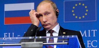 """Avrupa Birliği'nden Putin'in Rusyasına 6 ay daha """"su yok"""""""