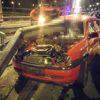 Terhis Olan 2 Asteğmen Korkunç Kazada Yaşamını Yitirdi! Bariyer Arabadan İçeri Girdi