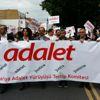 Londralı Türkler 'Adalet Yürüyüşü'nde (2)