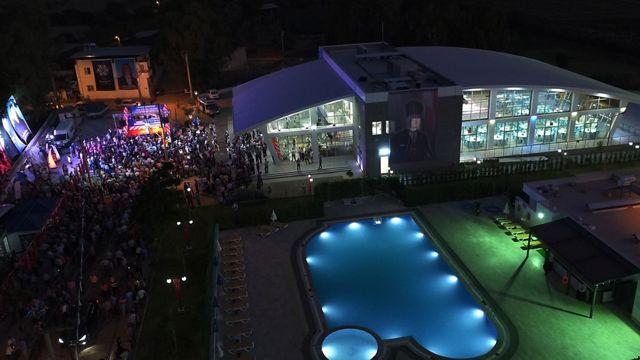 Başkan Çerçioğlu, Çine'de Çok Amaçlı Salonlarının Açılışını Gerçekleştirdi