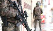 Gaziantep'te Eylem Hazırlığındaki 8 PKK'lı Terörist Patlayıcılarla Yakalandı
