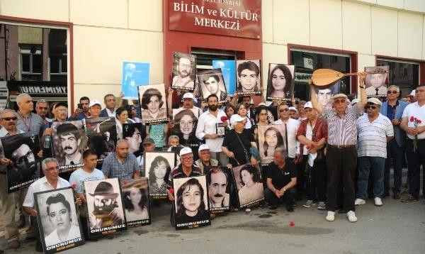 Sivas Olayları'nın Kurbanları 24'üncü Yıldönümünde Anıldı (2)