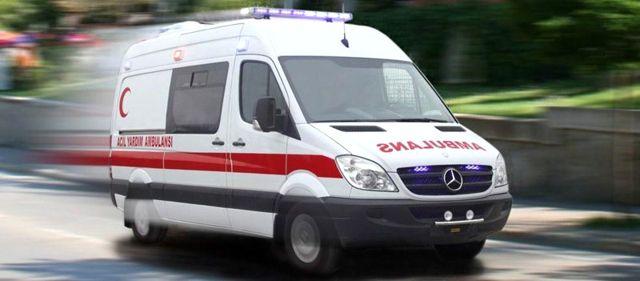 İznik'te Motosiklet ile Traktör Çarpıştı: 1 Yaralı
