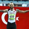 Ramil Guliyev Bursa'da Uçtu