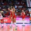 A Milli Bayan Voleybol Takımı, Brezilya'ya Mağlup Oldu