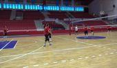 2017 Işitme Engelliler Olimpiyatları'na Doğru - Milli Voleybolcu Esra Genç - Ankara