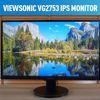 Viewsonic Vg2753 Monitör İncelemesi