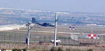 Alman Vekillere Konya'daki NATO Üssü İçin de Ziyaret İzni Verilmedi