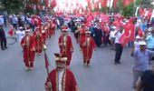 Aksaray'da 15 Temmuz Destanı Demokrasi Nöbetiyle Anıldı