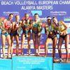 Cev Kadınlar Plaj Voleybolu Alanya Etabının Şampiyonu Finlandiya Oldu