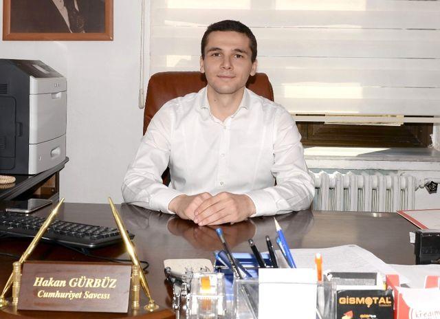 Gördes'in Yeni Savcısı Gürbüz Göreve Başladı