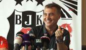 Beşiktaş Başkanı Orman, Çin'de Basın Toplantısı Düzenledi - 3