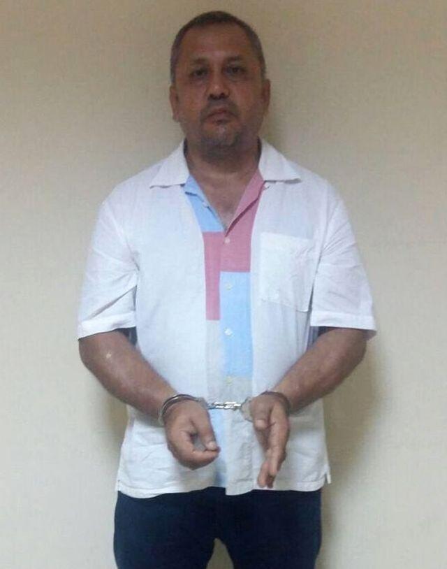 İş Adamını Öldürtüp Gömdüren Firari Yakalandı