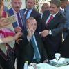 Cumhurbaşkanı Erdoğan ve Davutoğlu, Nikah Şahidi Oldular