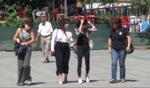 Maçka Parkı'ndaki Kadınlar Adliyede