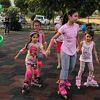 Ödemiş'te Çocuklar Yeni Oyun Gruplarının Tadını Çıkarıyor