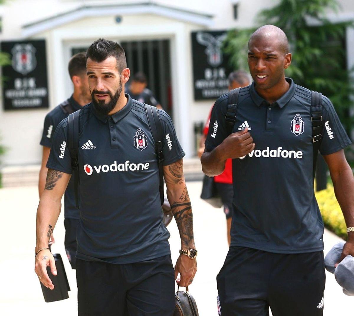 Beşiktaş, Samsun'a Gitti