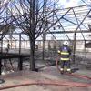 Eskişehir 2 Gün Önce Yangın Çıkan Ciğer Restorana Mahmut Tuncerli Açılış Ek