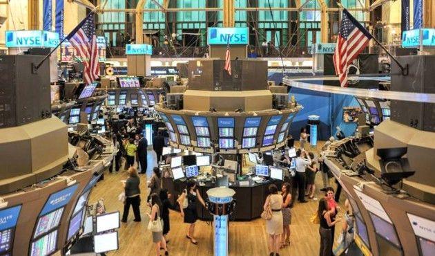New York Borsası Düşüşü Sürdürdü