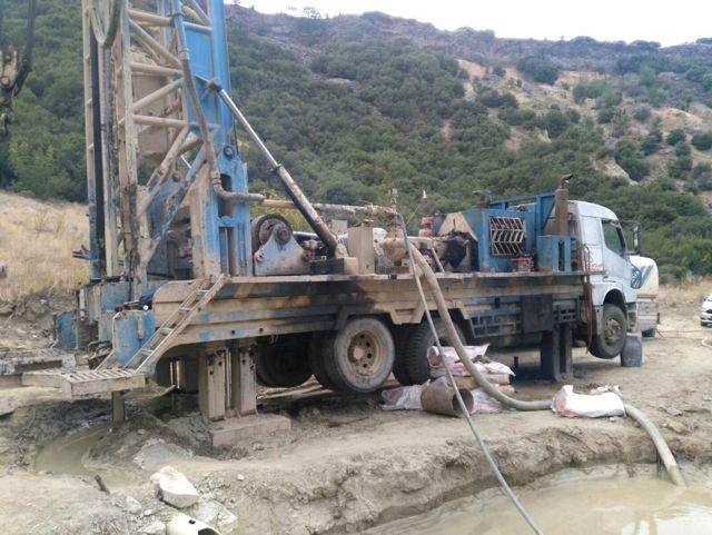 Burgaz'ın Su Sıkıntısı Ortadan Kalkıyor