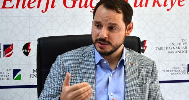 Enerji ve Tabii Kaynaklar Bakanı Albayrak: Milli Maden Politikası Devreye Girecek